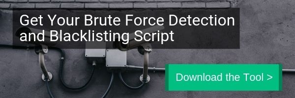 RDP Brute Force Attack Detection and Blacklisting with