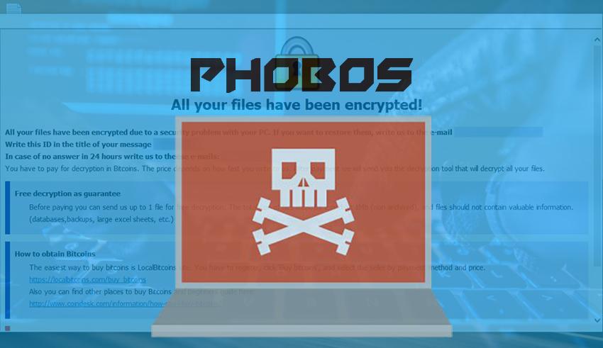 Phobos - MySpyBot