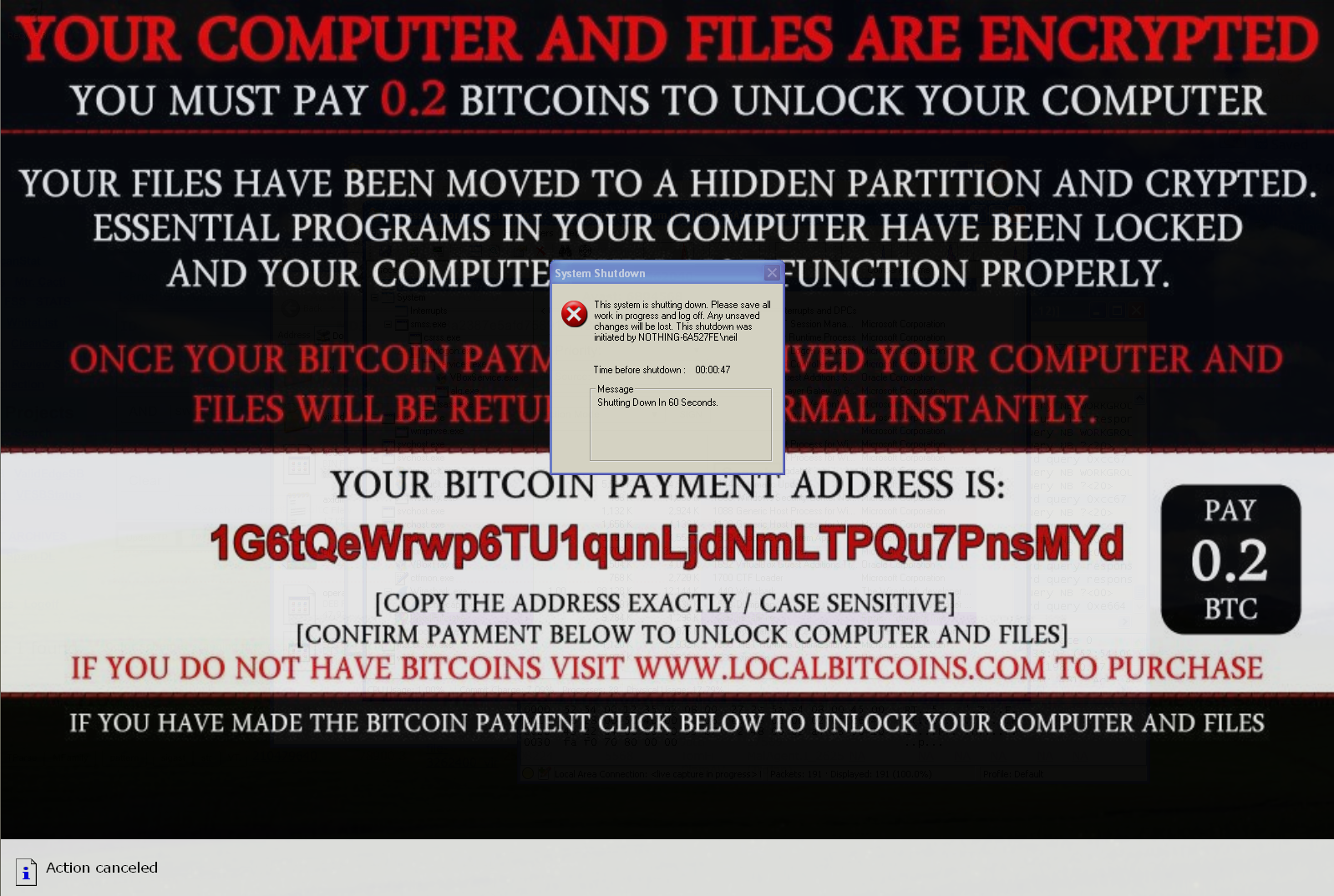 Ransomware Variant Won't Decrypt Files After Ransom Paid