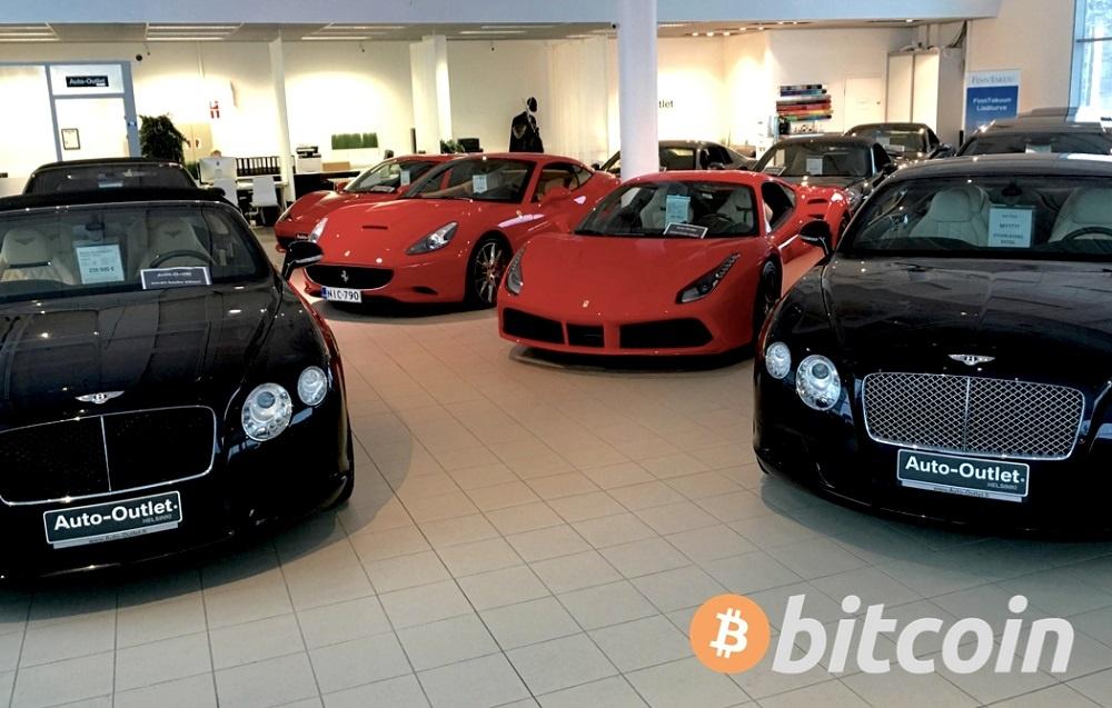 How Cybercriminals Turn Bitcoin Into Bentleys