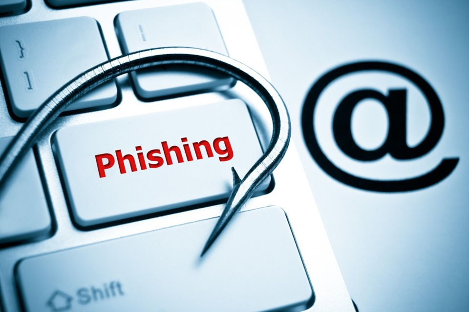 Phishing Attacks on the Rise