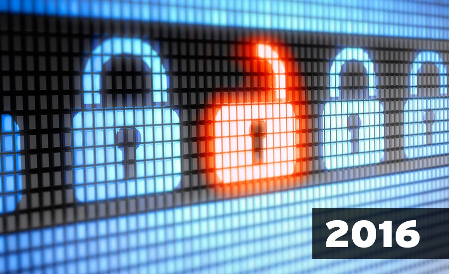 2016 Cybersecurity Review