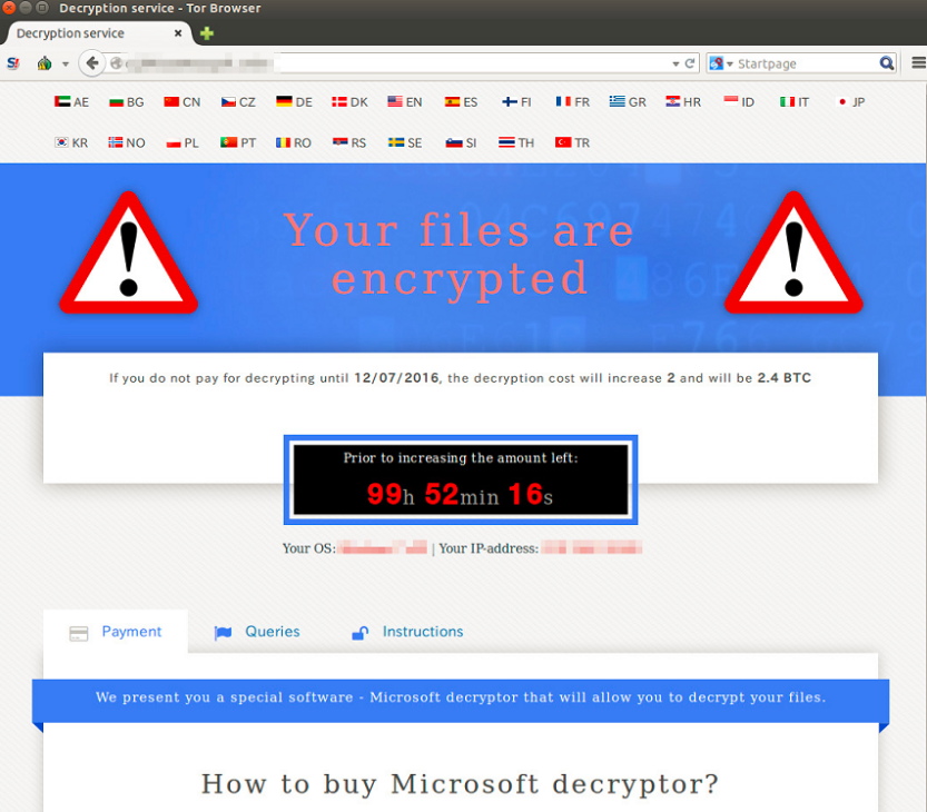 CrypMIC Ransomware